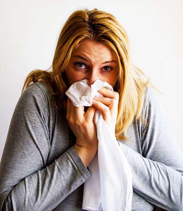 Come curare l'influenza con il cibo