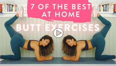 7 esercizi per i glutei