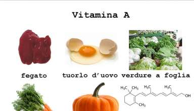 nomi scientifici di vitamine liposolubiliti